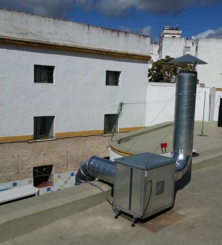 Reinasur siglo xxi instalador frigorista for Cocinas industriales siglo